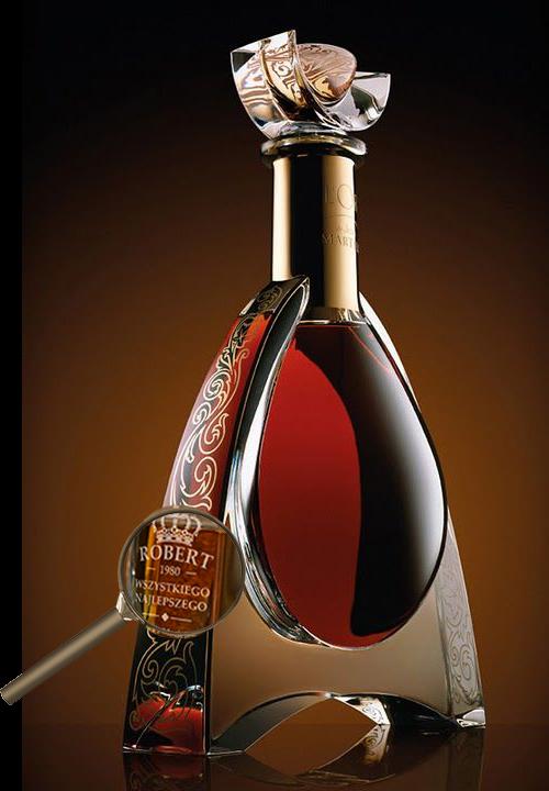 Unikatowa butelka